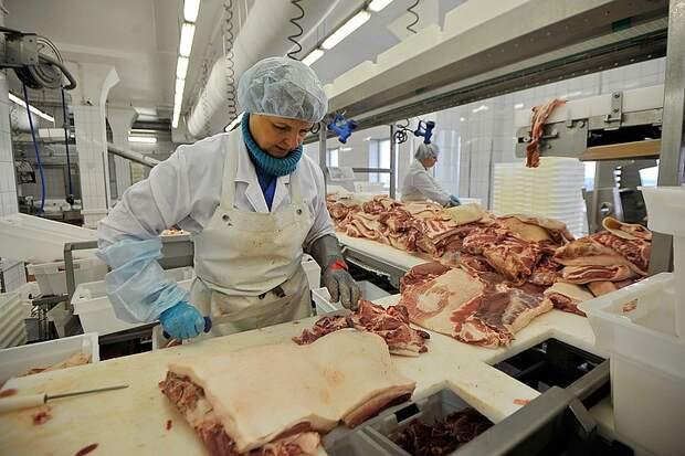 В Москве выделен земельный участок под развитие мясоперерабатывающего завода «Коломенское»