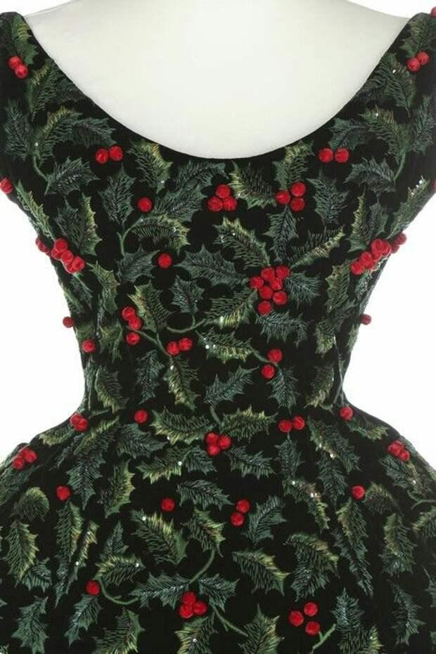 Balmain, платье 1955 года