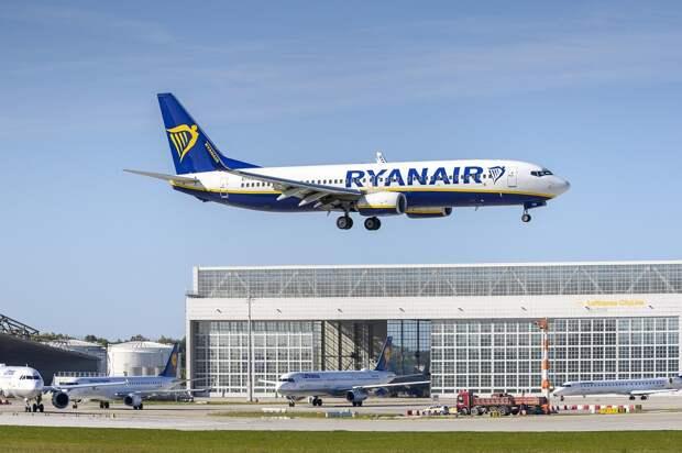 МИД Белоруссии оценил ситуацию с самолётом Ryanair