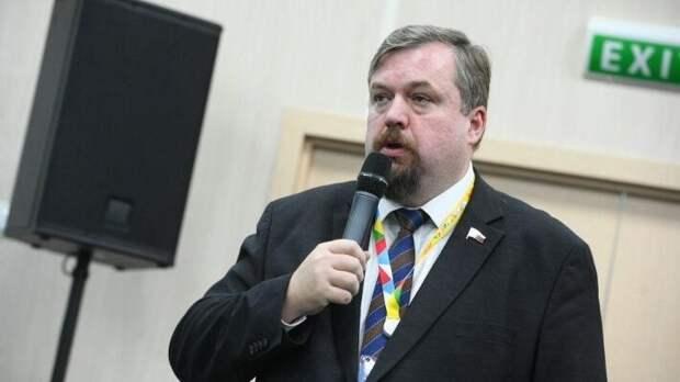 Член Комитета по международным делам Государственной думы РФ Антон Морозов
