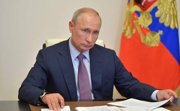 Ольга Воронова высказалась о необходимости запуска проектов созидания, предложенных Путиным