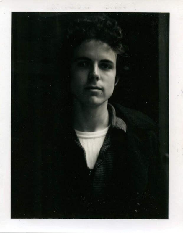 Полароидные фото Гаса Ван Сента: актеры до того, как они стали знаменитыми