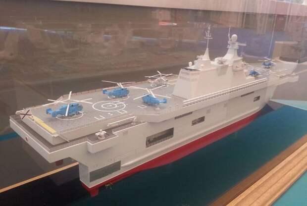 Новый русский флот: первые УДК, фрегаты и подводные лодки