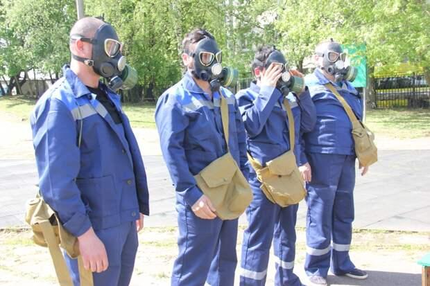 Спасатели САО рассказали об истории создания противогаза