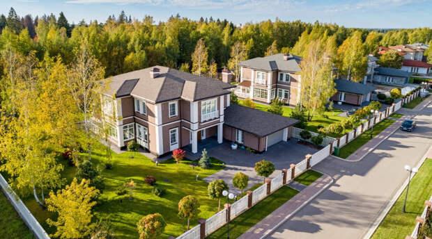 Цены на дома растут в половине российских городов