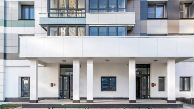 Девять новостроек заселяют на юго‑западе Москвы в рамках реновации