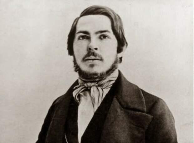 Фридрих Энгельс между 1840 и 1859 годами.