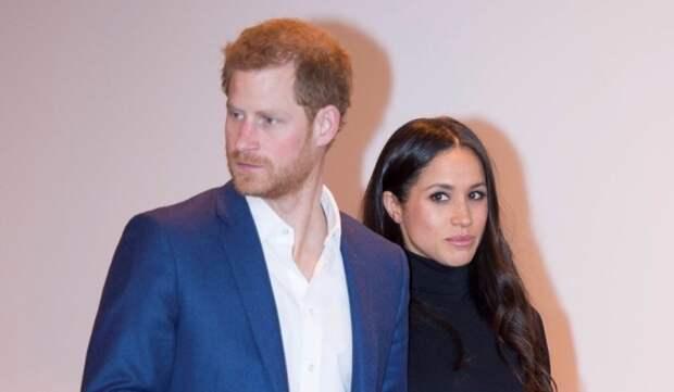 Брак с Меган Маркл довел принца Гарри до отчаяния