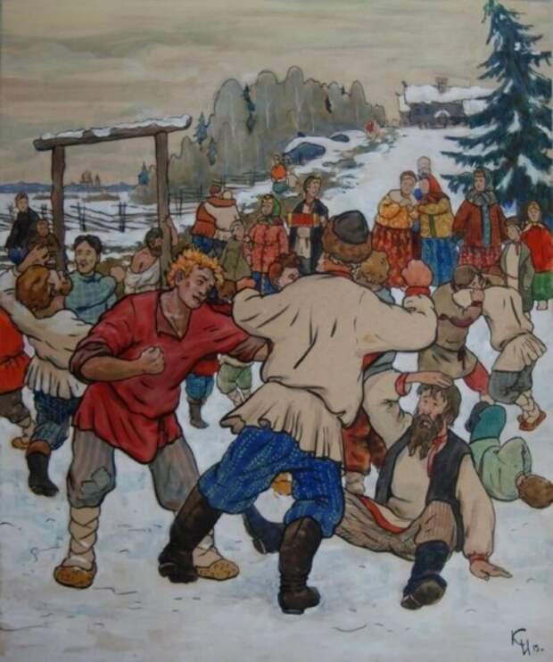 Как впервые русский кулачный боец победил английского боксера
