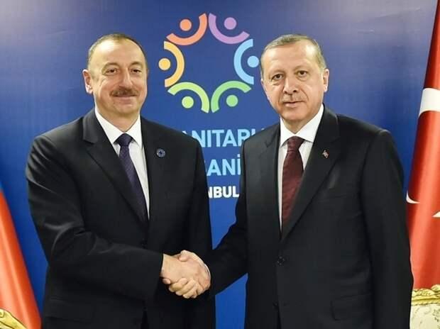 Эрдоган реализует концепцию «великого Турана»