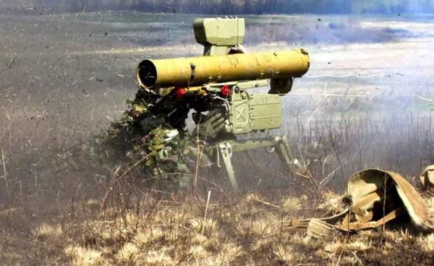 Российский «Фагот» испортил день саудовским наёмникам