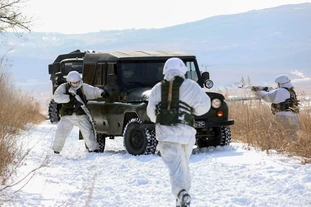 В Оренбуржье ловят восьмерых дезертиров