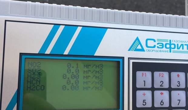 Диоксид азота и синильная кислота: замеры воздуха в Нижнем Тагиле 24 мая