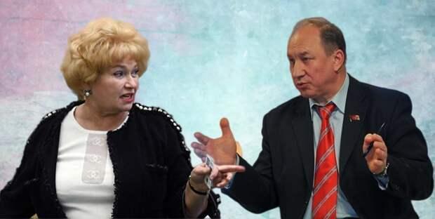 Сенатора Л. Нарусову проверяют на предмет оскорбления соотечественников (по мнению В. Рашкина, они вероятны)