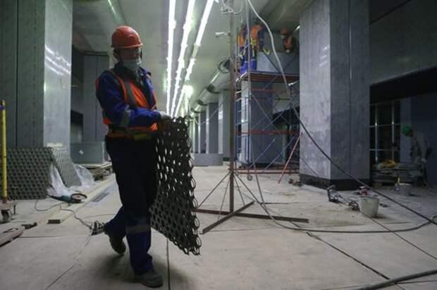 Три метростанции БКЛ в СЗАО получили свои имена