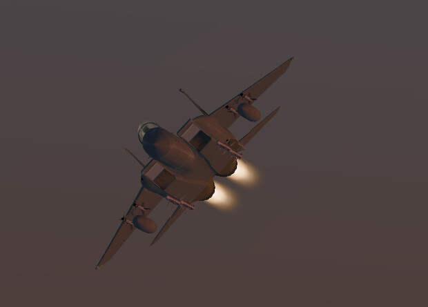 Искусственный интеллект проверят в воздушном бою