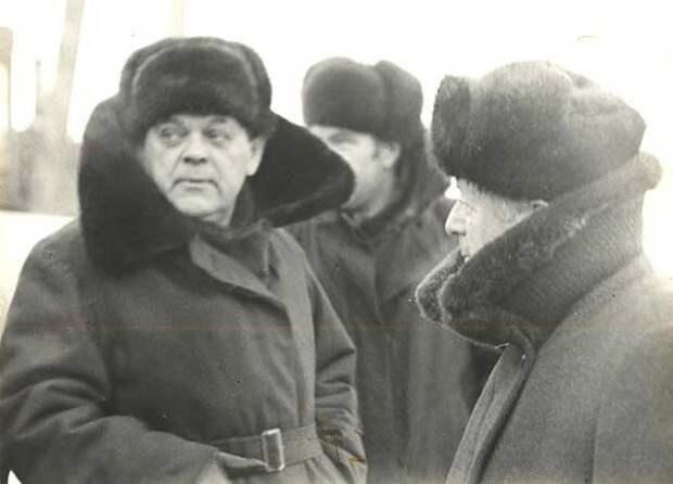 Борис Щербина: как главный ликвидатор Чернобыля предсказал развал СССР