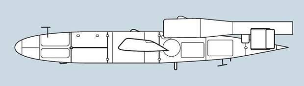 Самолет-снаряд 16Х