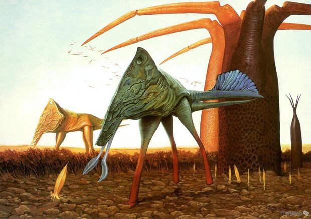 Ученые хотят пересмотреть определение внеземной жизни