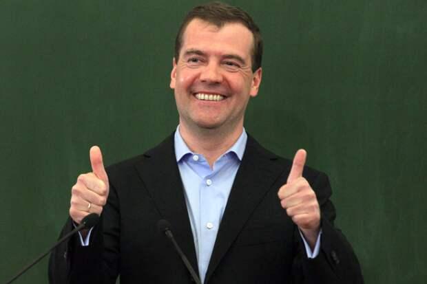 Медведев хочет перейти на 4х дневную рабочую неделю
