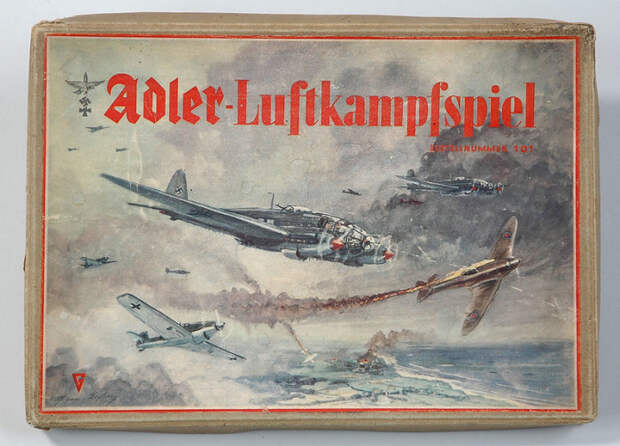 «Ох, как весело быть солдатом»: настольные игры в нацистской Германии