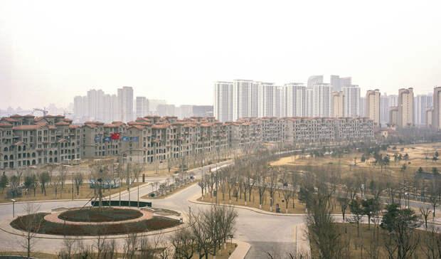 Города-призраки в Китае: мегаполисы без людей появляются по всей стране
