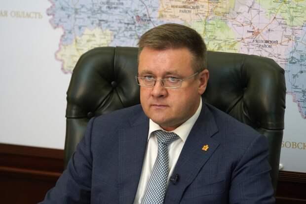 Рязанская область должна войти в максимальное количество федеральных программ — Любимов