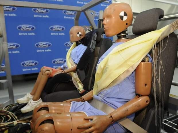 Неожиданная опция: как Ford переосмысляет ремни безопасности ford, авто, автомобили, безопасность, ремень безопасности, технологии