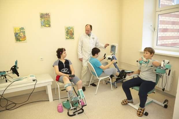 Реабилитационное отделение Сарапульской детской больницы откроют в 2021 году