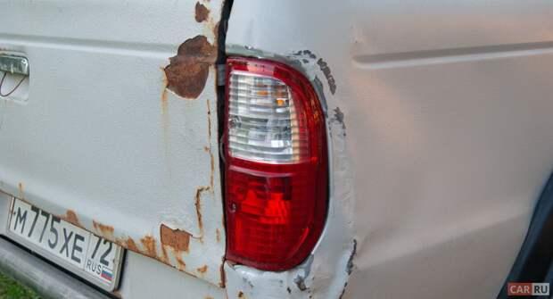 Как устранить очаги коррозии на кузове автомобиля?