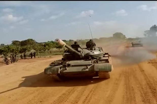 Основа армии: какую российскую и советскую технику используют в Анголе