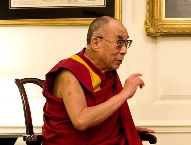 Далай-лама призвал сокращать употребление мяса