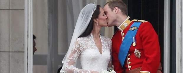 Кейт Миддлтон и принц Уильям отмечают десятую годовщину свадьбы