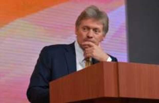Дмитрий Песков назвал срок выхода на плато по коронавирусу