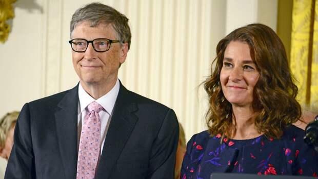 Стала известна возможная причина развода Билла и Мелинды Гейтс
