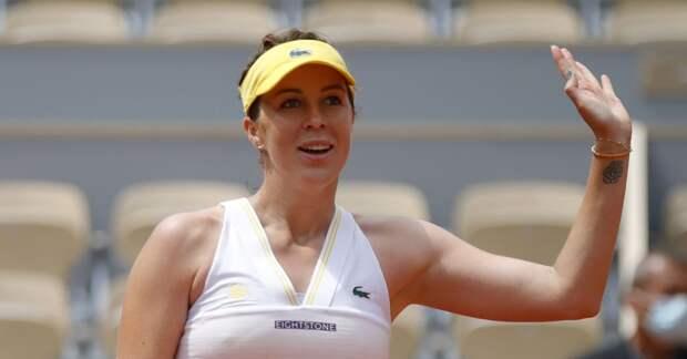 Павлюченкова совершила исторический прорыв! Российская теннисистка вышла в финал турнира «Большого шлема»