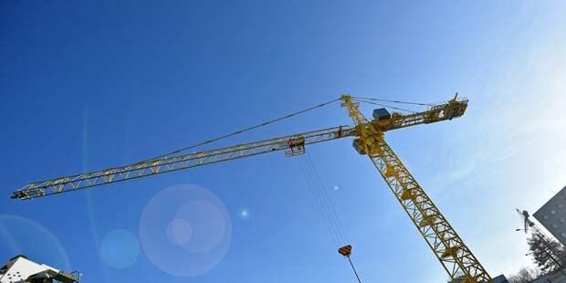 Несколько корпусов завода железобетонных конструкций на Амундсена ввели в эксплуатацию