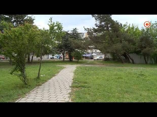 Сквер на Новикова лидирует в голосовании за благоустройство в Балаклавском районе (СЮЖЕТ)