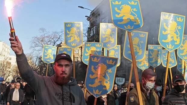 "Рабинович пообещал украинским фашистам свой ""май 45-го"""