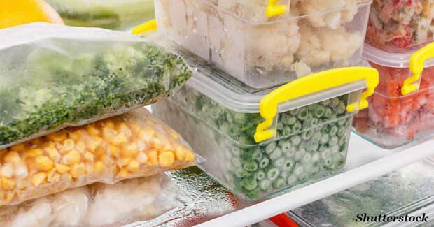 5 мифов о замороженных продуктах, в которые верит 90% людей