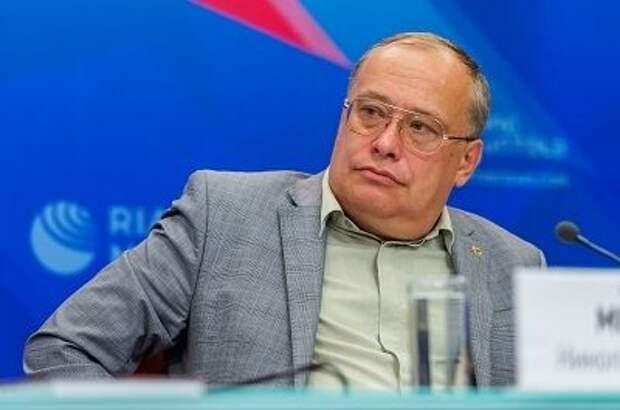 Межевич: Если США скажут Зеленскому встречаться с Путиным, он встретится. Скажут спеть «Катюшу» – споет