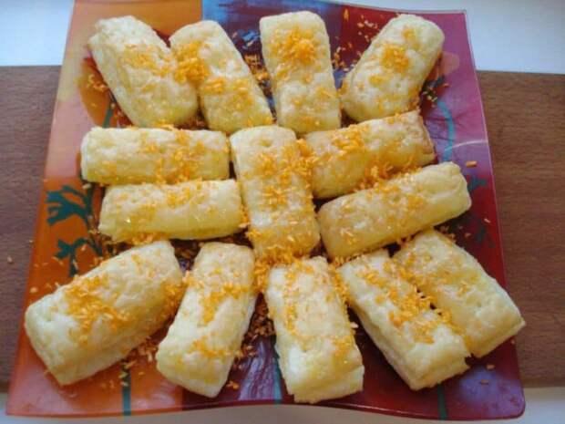 Хрустящее, вкусное печенье на кефире. Приготовь и съешь! 7
