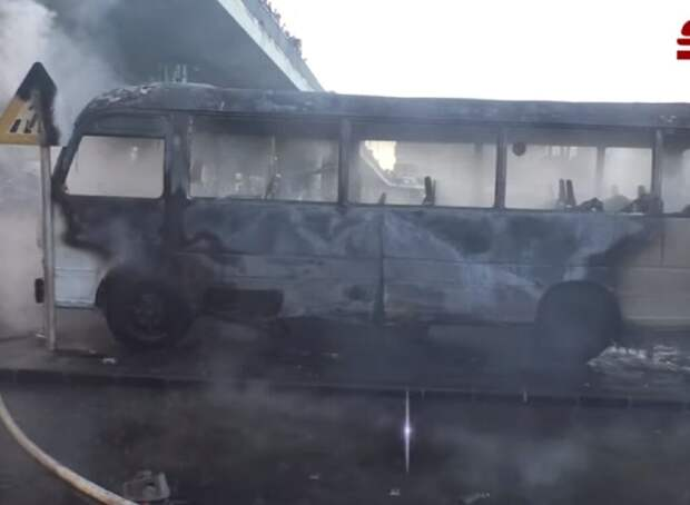 Жертвами теракта в столице Сирии стали 14 человек