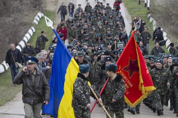 Фантомные боли Украины по Крыму. Андрей Бабицкий