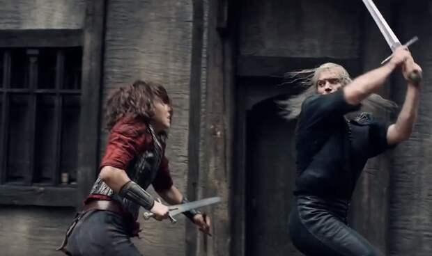 Вышел первый тизер нового сезона фэнтези-сериала «Ведьмак»