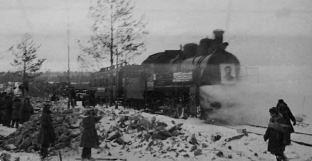 «Коридор смерти»: почему так называли дорогу проложенную в блокадный Ленинград