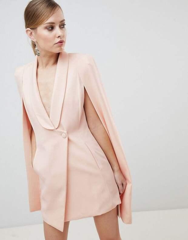 Платья на основе пиджака (трафик)