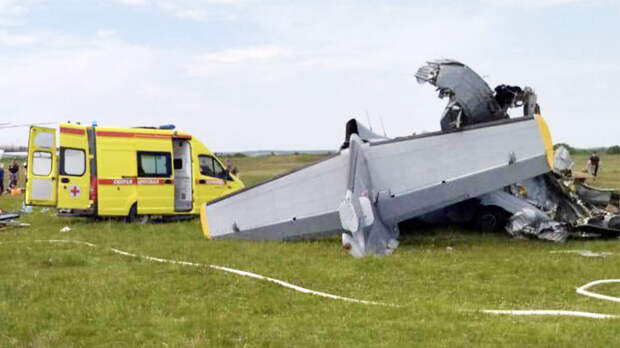 В ДОСААФ сообщили, что потерпевший крушение в Кузбассе самолёт был исправен