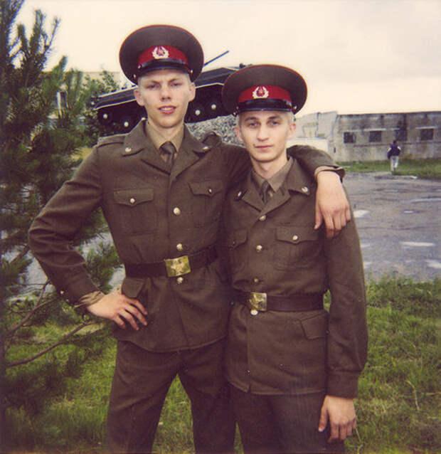 Воспоминания наводчика БМП 276-го мотострелкового полка