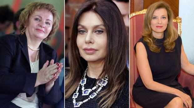 Развод и девичья фамилия. Что стало с первыми леди после расставания с президентами